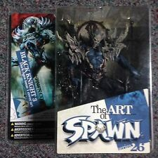Black Knight 3 Dark Ages Art Of Spawn Series 26 Action Figure McFarlane Toys NIP