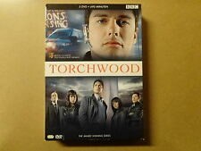 5-DISC DVD BOX / TORCHWOOD - SEIZOEN 1 ( BBC )