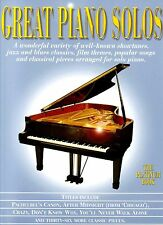 Great Piano Solos: The Platinum Book by Music Sales Ltd (Paperback, 2005)