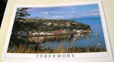 Scotland Summer Tobermory Isle of Mull Mu-06-464 Stirling Gallery - posted