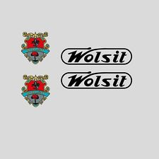 Wolsit Decals, Transfers, Stickers - n.50