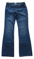 BDG sz 28 x 33 Low Rise Flare Womens Jeans Med Vintage Wash 28W Urban Outfitters