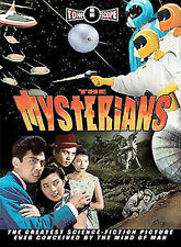 The Mysterians (DVD, 2005) Tokyo Shock DVD (Godzilla related movie)