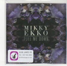 (DL542) Mikky Ekko, Pull Me Down - 2012 DJ CD