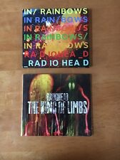 In Rainbows and The Kings Of Limbs by Radiohead CDs