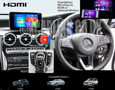 Mercedes GPS SatNav System Multimedia HDMI Link Interface for NTG5 C/S/CLS Class