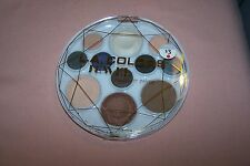 L.A. Colors Jewel Eyeshadow Palette NEW 11 Piece Gift Set #31554 Precious Gold