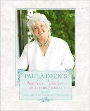 Paula Deen's Kitchen Wisdom and Recipe Journal by Paula Deen