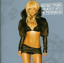 Britney Spears - Greatest Hits: My Prerogative [New CD] Germany - Import