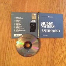 CD BOOK - MUDDY WATERS - I MITI DEL BLUES - RARO - NUOVO