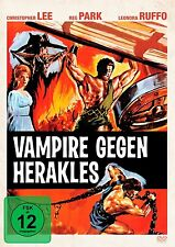 Vampire gegen Herakles - mit Christopher Lee (Hercules in the Haunted World) DVD