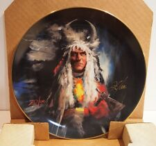 Donald Zolan 1983 Algonquins Noble Tribes Collection SIGNED & LOW NUMBER #54