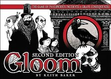 Atlas Games: Gloom (2nd Edition) Card Game (New)