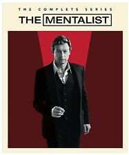 """""""The Mentalist: The Complete Series Box Set (DVD, 2015) Brand New Unopened!!!"""