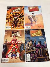 Weird Western Tales #1 #2 #3 #4 DC Vertigo 4 issue set Darwyn Cooke