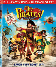 Pirates! Band of Misfits [2 Discs] [I (2012, Blu-ray NIEUW) BLU-RAY/WS2 DISC SET