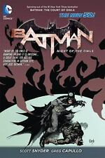 Batman : The Night of the Owls (2013, Hardcover)