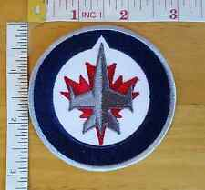 NHL Winnipeg Jets Logo embroidered Iron on Patch High Quality Shirt Cap