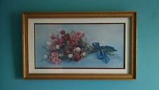 Limited Edition Print by Glynda Turley of a Victorian Bouquet, Artist Signed