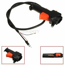 Strimmer Trimmer Brush Cutter Brush Cutter Handle Switch Throttle Trigger Cable