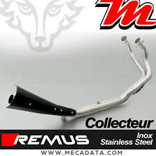 Remus Exhaust header set 2 1 Stainless Steel Honda CRF 1000 L Africa Twin 2017