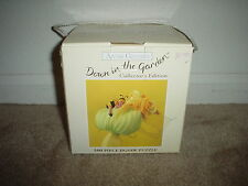 500 PC. (ANNE GEDDES-DOWN IN THE GARDEN-COLLECTOR'S EDITION) JIGSAW PUZZLE (NEW)