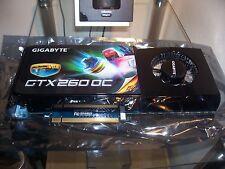 GIGABYTE NVIDIA GeFORCE GTX 260 OC - 896MB DDR3 - DIRECTX10 - GRAFIKKARTE
