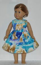 AMERICAN MADE DOLL CLOTHES FOR 18 INCH GIRL DOLLS DRESS LOT AGDS0070