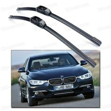 "24"" & 19"" Car Windshield Wiper Blade Bracketless for BMW 3-Series 2010-2016 F30"