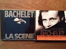 Pierre Bachelet [2 CD Alben] Le Meilleur de + Bachelet en La Scene