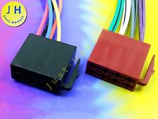 ISO a + ISO B hembra 8 + 5 polos/Way accionando el cable female connector Wired #a1265
