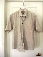 Natural Issue Wrinkle Free Button Down Shirt--size L  Super soft & comfy!
