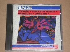 BRAZIL (TOQUINHO, VINICIUS DE MORAES, GILBERTO GIL) - CD COME NUOVO (MINT)