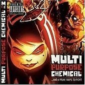 Multi Purpose Chemical - ...and Four More Ways to Fight (Parental Advisory, 200
