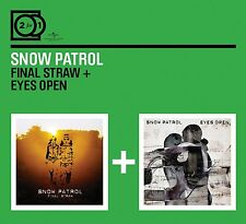 Snow Patrol - 2 For 1: Final Straw / Eyes Open (Digipack )  2CD