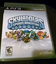 Skylanders Spyro's Adventure Video Game Only PS3 (Sony PS3)( 2011)