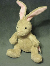 VHTF Russ Luv Pets Suede Chamois HOPSITY Bunny Rabbit Bean Bag Plush LOVEY 6""