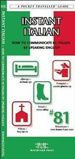 Instant Italian: How to Communicate in Italian by Speaking English (Pocket Trav