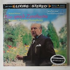STRAUSS: Also Sprach Zarathustra Reiner CLASSIC RECORDS 4x LP Living Stereo LP