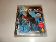 PlayStation 3 PS 3  Uncharted 2: Among Thieves