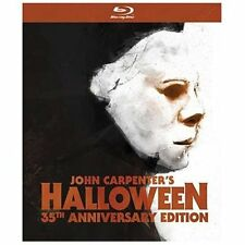 Halloween (Blu-ray Disc, 2013, 35th Anniversary with built in booklet)