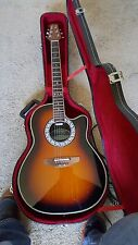 Ovation Ultra Acoustic Electric Guitar