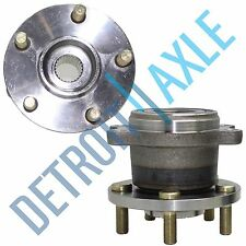 Pair 2 New REAR 2005-09 Legacy Outback 5 Bolt ABS Wheel Hub and Bearing Assembly