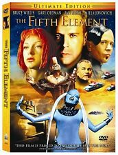 Fifth Element [Ultimate Edition] (2005, REGION 1 DVD New) CLR/WS