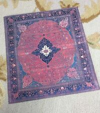 Pat Tyler Dollhouse Miniature Canvas Floorcloth Covering Rug Carpet