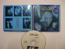 LUNA SEA Complete Singles – Japanese CD – Alternative Rock - RARE!