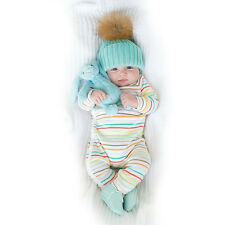 New Warm Winter Newborn Baby Boy Girl Hats Knit Beanie Baby Khaki Cup Knitted*