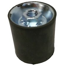 """MBW Plate Compactor Shock Mount 2"""" O.D. X 2-1/8"""" Long T23334"""