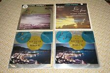 Lot 4 Living Strings Play South the Border Music of the Sea Sunrise Serenade LP