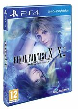 Final Fantasy X/X-2 HD Remaster PS4 NEW SEALED FAST DISPATCH